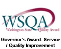 Governor's Award - Service and Quality Improvement